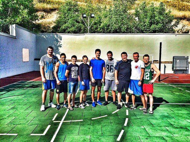 Мы команда, которая встречается не только в стенах нашего спортивного клуба